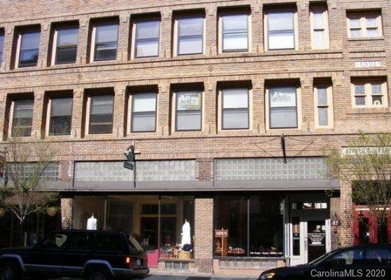 Here is your chance to own a piece of Asheville's history! The Castanea Building,