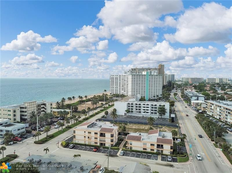 Location!!! Lauderdale By The Sea! Walk to shops, restaurants, pier, night life! 2/2 corner on 2nd floor with ocean view from balcony, living & master. Wash/Dry in unit, pet friendly, 2 deeded parking spaces come with unit. A must see in a boutique building with only 13 units in complex! Beautiful pool area, BBQ, storage & guest suite available 4X year! Furniture is included. Bring all offers!!