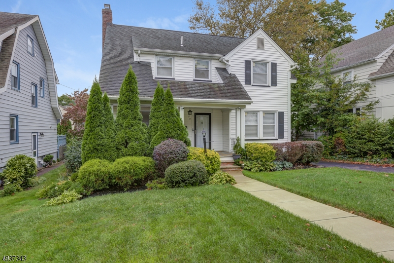 NEW PRICE! LOCATION, LOCATION, LOCATION! Walk to ALL Schools! .8 to Millburn HS, .7 to Millburn Middle Schl, .4 to 5th Gr Washington Schl, .3 to S Mtn. Elementary & .5 to Millburn Train Station. Move-in ready! Commuters dream! This spacious, renovated Colonial is perfect for entertaining with great 1st floor flow including a beautiful front porch, living room with fireplace, formal dining room, eat-in kitchen, large family room and powder room. This immaculate 3 bedroom, 2 1/2 bath home offers an en-suite master bath, abundant closet space, a finished basement and a 2 car garage. This home is a must see!