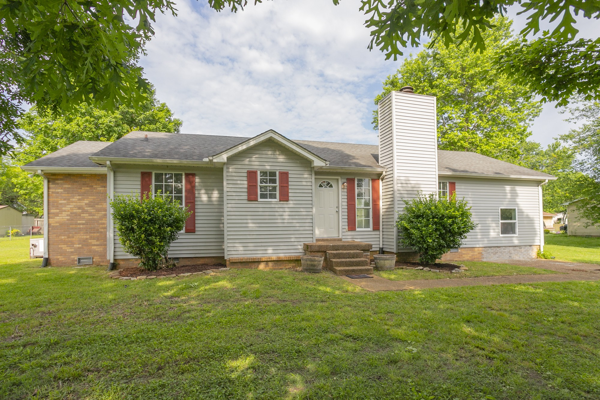 One Level Living at it's Best! Tucked in a well established neighborhood sitting on a spacious, level lot , this renovated 4 bedrooms/2 baths with many updates is move in ready. Schedule your showing today. Will not last!!