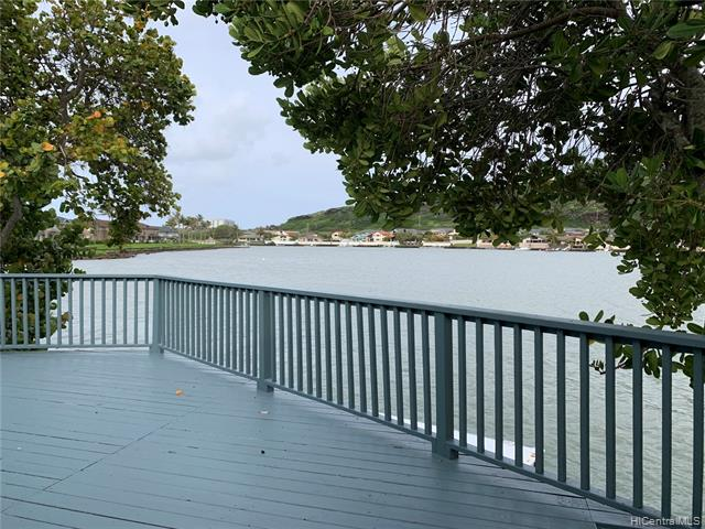 Boat dock with wide marine frontage!