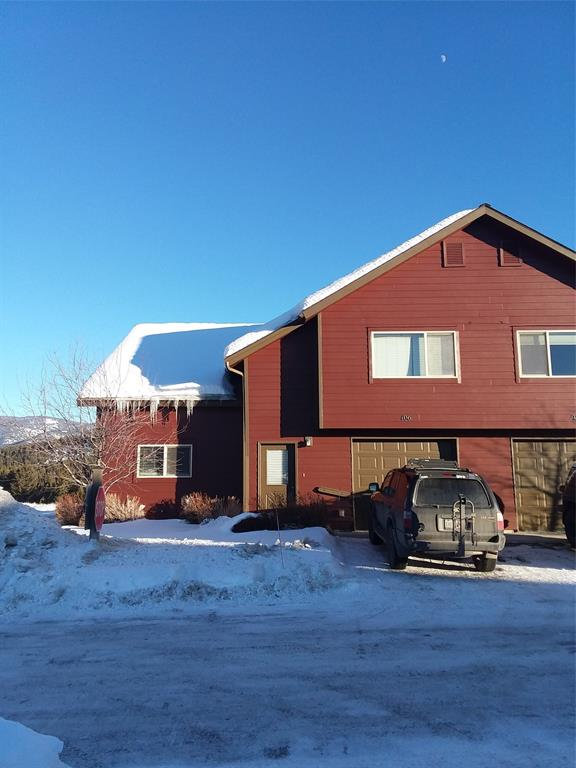 Large End Unit Condo in Firelight Meadows! 3 Bedrooms each with access to their own Bathroom. Spacious open concept Kitchen/Living room with vaulted ceilings and your own wood burning fireplace.  Conveniently located in Big Sky close to all your shopping or recreational needs.  Great opportunity to own for personal or a rental investment in Big Sky!