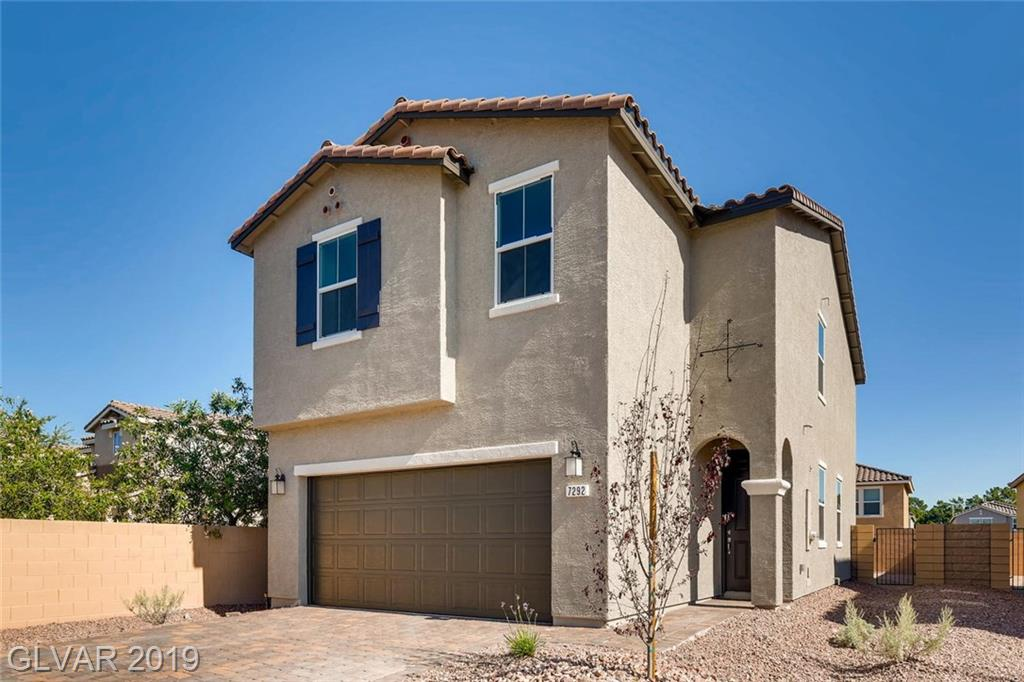 Brand New KB Home in the Beautiful Gated Neighborhood of Bellazo in the SW area / 3 bedrooms plus a loft / Granite Countertops / Stainless Steel Appliances / Upgraded Single Basin Kitchen Sink / Upgraded Master bathroom with Enlarged Shower with Seat / 12x10 paver patio in back yard / 2 tone interior paint / Energy Star Rated home