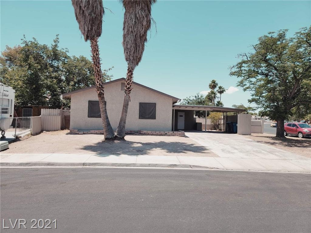 Ready to move in single-story home on a corner LOT, located near shopping and schools, Spacious backyard with RV Parking and covered patio. New A/C only 1-year-old, new stucco and paint. Tile flooring throughout the home.
