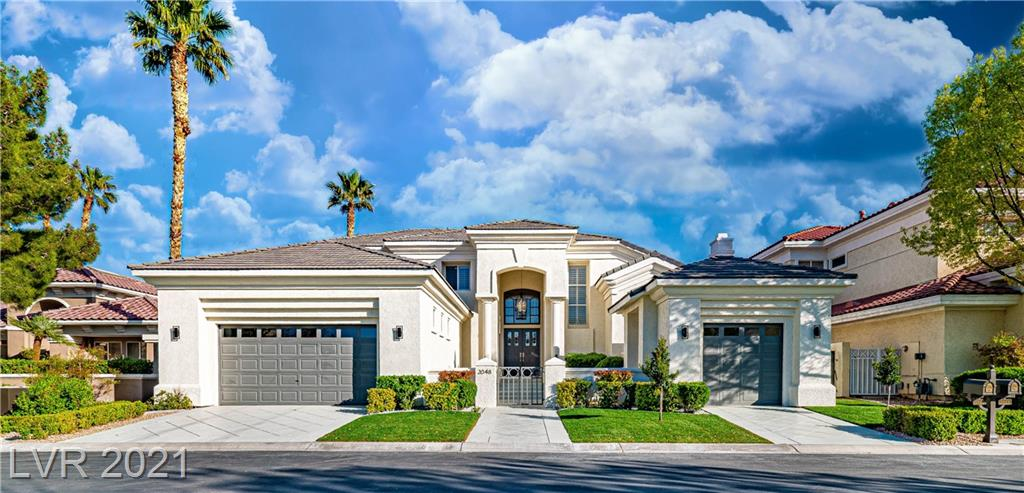 Owner financing Guanranteed on this Completely reimagined & remodeled 4 bed 3.5 bath 3 cr gr. w/new pool/spa & fairway/water views! 4,140 sqft on the 12th fairway/Stunning open floor plan w/Bel Air engineered wood flooring thru out/modern gas FP/3 panel vanishing glass doors/Designer lighting & ceiling fans/Wet Bar w/ wine refrigerator/Outdoor kitchen/Amazing Kitchen-Quartz waterfall island/White Shake soft close cabinets/Pro appliances-Wolf 48' gas range w/2 ovens/KitchenAid-microwave+Blt in oven+side by side Refrig/Frzr+2 dishwashers+venting hood/Master down w/dual custom closets/Designer bath to die for! 1st floor-Office/guest bath/bedroom w/bath & custom closet/stop-n-drop built in/laundry room w/cabinets & sink/All new banister & catwalk upstairs/2 beds w/shared shower, but separate sink/vanity area/massive game/media room Guaranteed owner financing w/35% down-1% interest only payment 5 yrs-no prepayment penalty/We're making upgrades with interior doors/tiling pool deck/Much more!