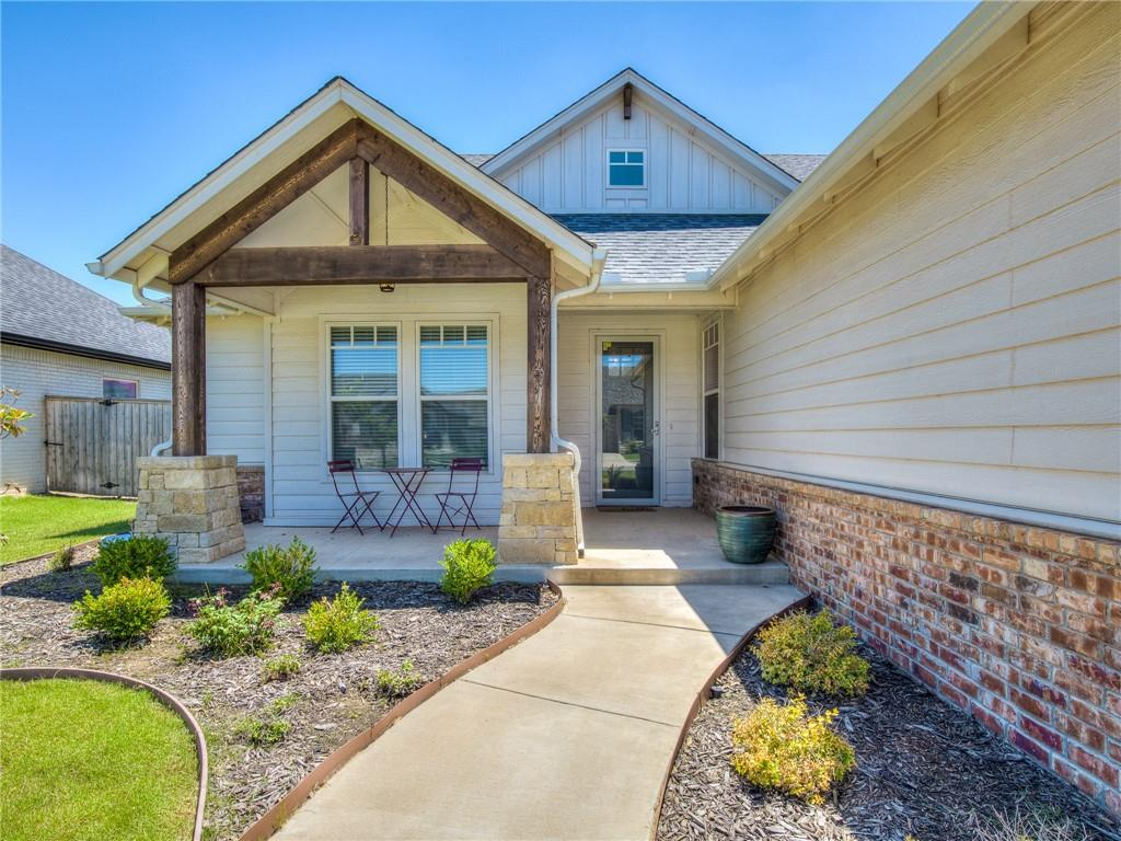 Stunning! Here's your chance to own this 2018 custom Heulskamp Luxury Home, in the highly desirable Cobblestone Curve wand in Deer Creek Schools. This Legacy Plan will pull you in, from the curb appeal to the gorgeous light and lines, every inch of this one was considered and constructed to wow you. Including $20k in upgrades - the blonde real wood floors, the 12 ft sliding glass door, the extended covered patio - not to mention the soaring ceilings, the gorgeous island, glass-front upper cabinets, and a flex room great for little ones, an office, or whatever you might want... What's not to love!? You're sure to find your favorite part to enjoy for years to come. The master suite and the fabulous master bath and closet are gorgeous and spacious with the most thoughtful touches. Enjoy the amenities of the community, which include the pool, the playground, and gated entry. Act fast, it shouldn't last!