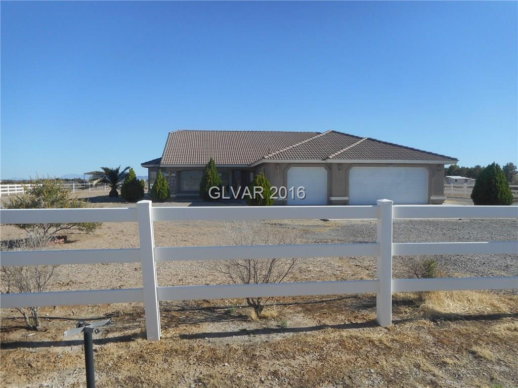 3281 W BETTY, Pahrump, NV 89060