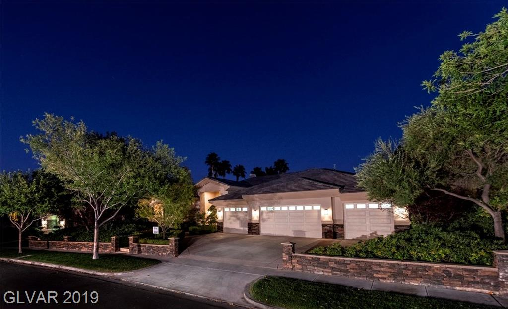628 CANYON GREENS Drive, Las Vegas, NV 89144