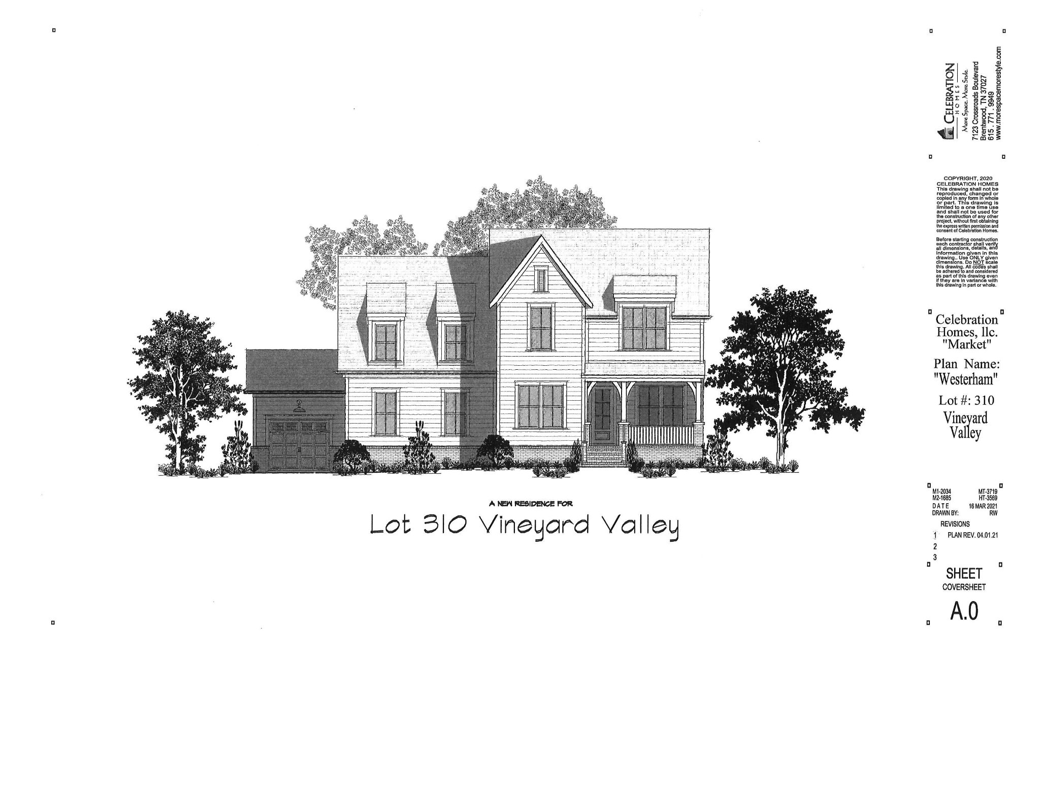 Another New Westerham plan by Celebration Homes for Beautiful Vineyard Valley, 3 Car Gar, 10' clgs down, 8' doors, quartz, Custom closets, 2 rec rms, covered deck, front porch, farmhouse sink, white cabs in kitchen, Rec rm has closet and full bath, could be huge br