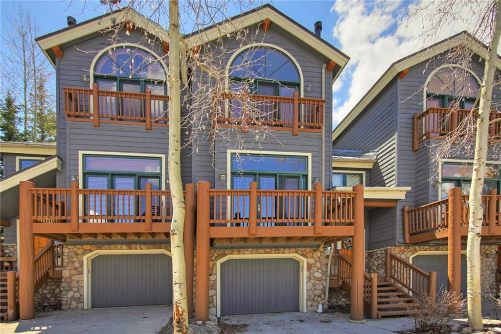 Easy walk to the Snowflake lift from this spacious 4 bedroom town home.  Entertainment style open great room with gas fireplace and beautiful mountain views.  Bright and inviting floor plan with enough room for all your friends and family.  Best part is your private garage to leave your car. You can walk to slopes, town or hop the bus across the street.  Access to Upper Village Pool, fully furnished and ready to go for you or a great rental. This one has it all and more to enjoy. See it today.