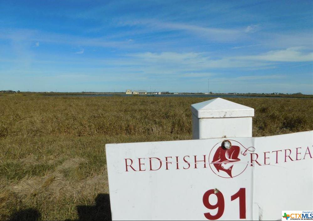 Beautiful lakefront lot located Phase 2A of Redfish Retreat. This gated community has several houses built already and some in the construction phase. Come out and take a look. See Developer Information Document for subdivision and utility information.