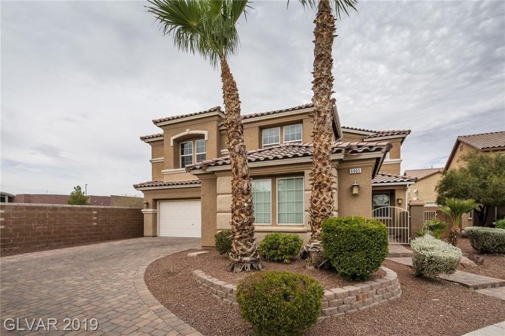 WOW - STUNNING CURB APPEAL! Cobblestoned driveway & Entry! Ceramic & carpet flooring! TONS OF CABINETS! Granite counters in kitchen with island! Decorative wrought iron stair railing! Patio in Back yard!