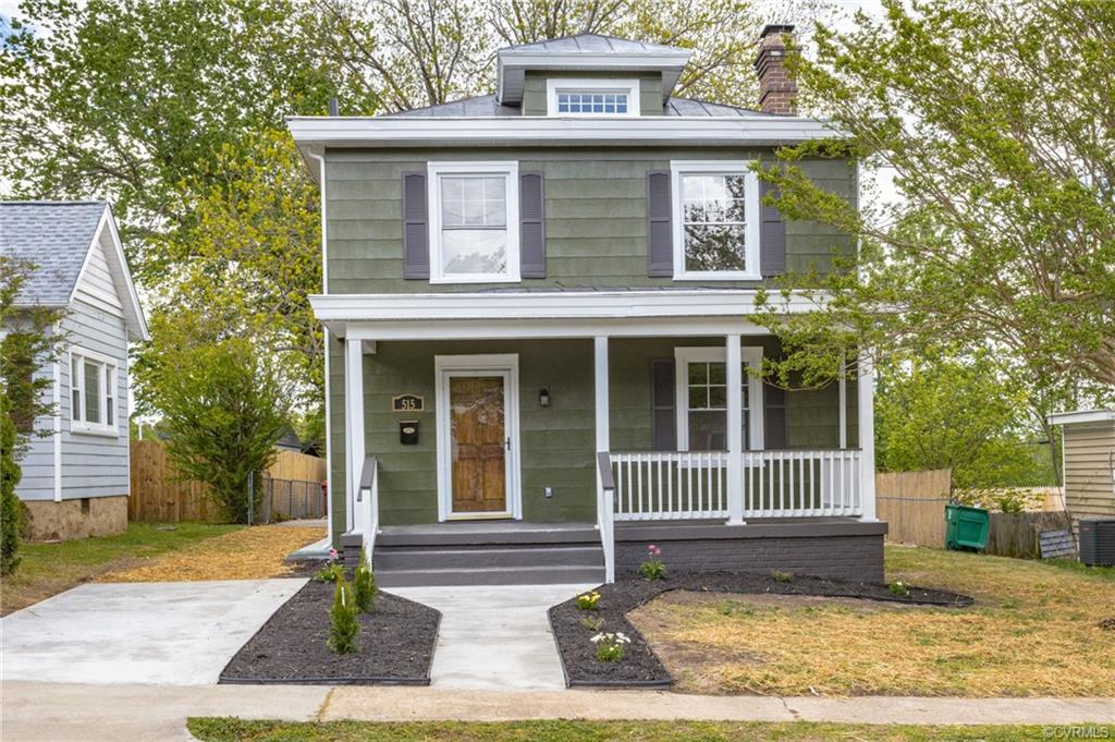 515 Colonial Avenue, Colonial Heights, VA 23834