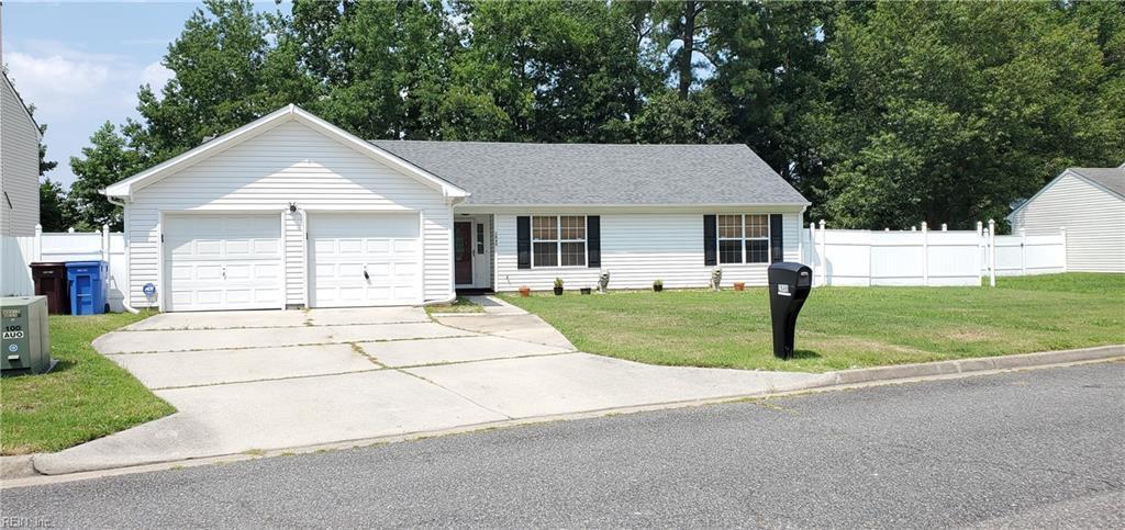 2840 N Creek Drive, Chesapeake, VA 23323