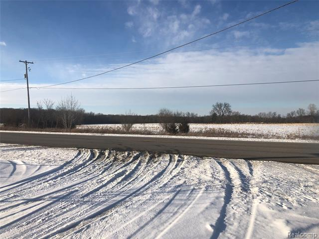 69 plus acre development site . All splits available , lots of road frontage. Close to Genesis Hospital. This site has tons of character and a magnificent location. 2021 crop reserved.