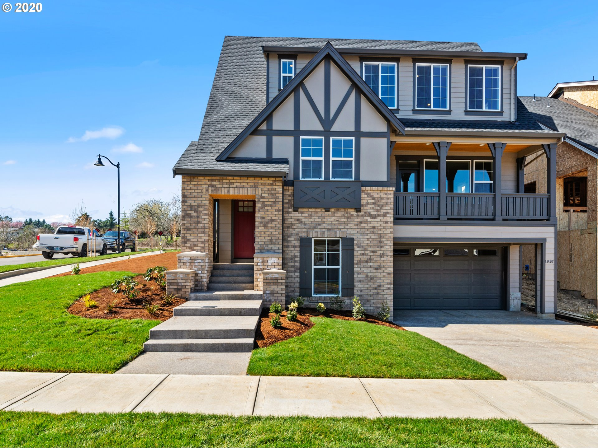 Toll Brothers, America's Luxury Home Builder, is finally building in the Portland area! Experience the exceptional quality, while personalizing your home with our extensive design studio, choose your homesite with panoramic views, and customize your floor plan with structural options. Scouters Mountain offers green space and trails all right in Happy Valley! This Florence floor plan is breaking ground in April, design yours today!