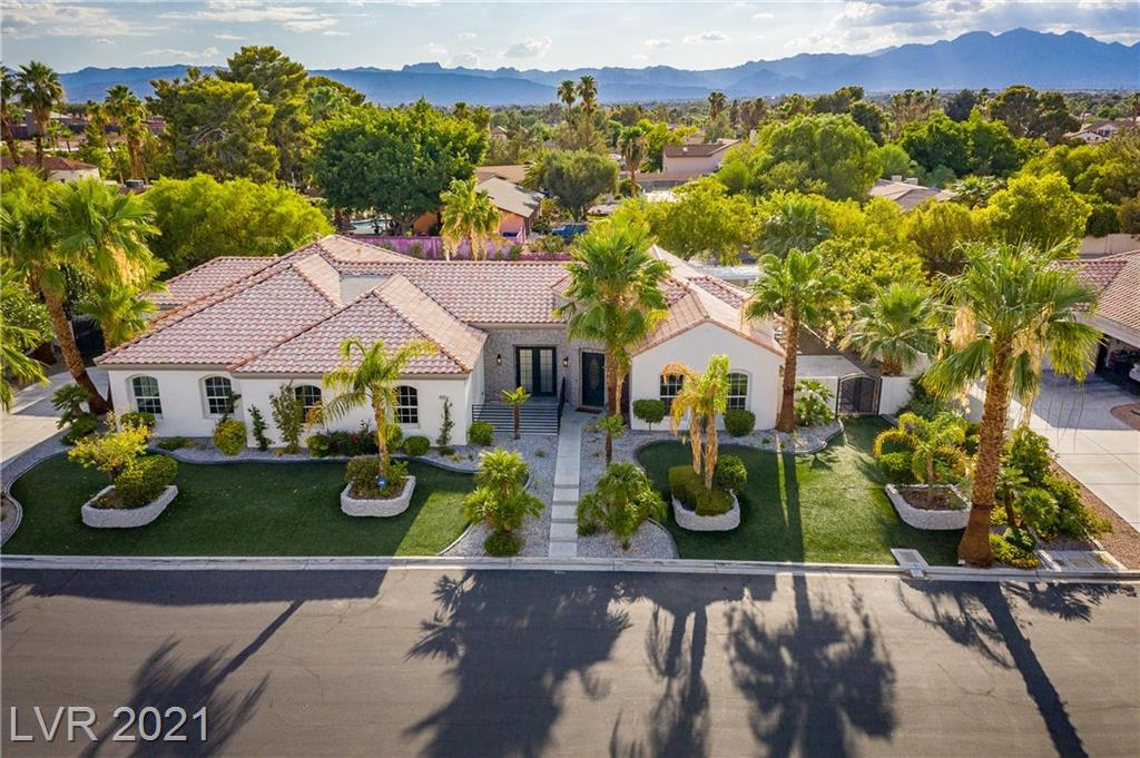 AMAZING 1 STORY ON ALMOST 1/2ACRE LOT, GATED & COMPLETELY REMODELED TO THE HIGHEST LEVEL OF DESIGN & CONSTRUCTION.  YOU'LL FALL IN