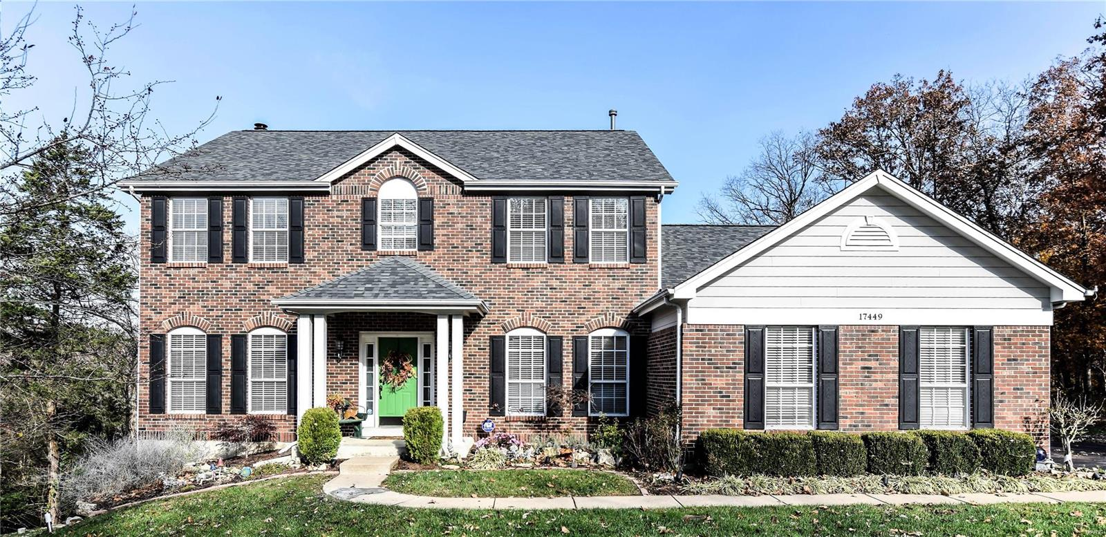 17449 Radcliffe Place Drive, Wildwood, MO 63025