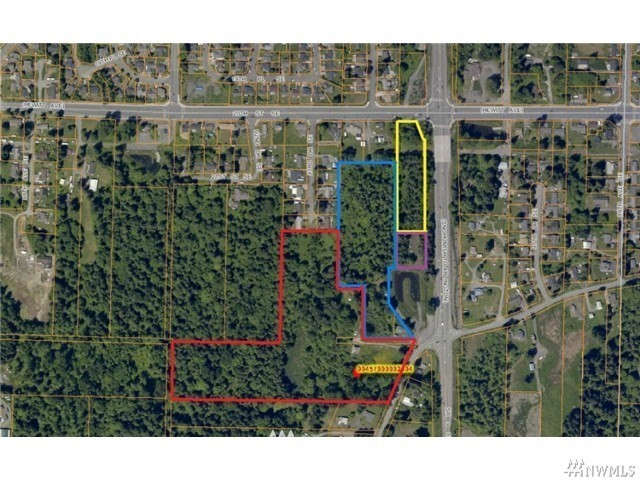 Commercial Zoned Property total of 24.56 acres between 4 lots.  This property is combined and must be sold with 3 other properties 00457000002502,...00457000002501,...00457000002401..  Value is in the land. This property is located in the newly annexed area of Lake Stevens designated for the new Business corridor along HWY 9 and 20th Street SE .  Property has excellent frontage along HWY 9. This is an excellent opportunity to have the entrance to the new Business corridor in Lake Stevens