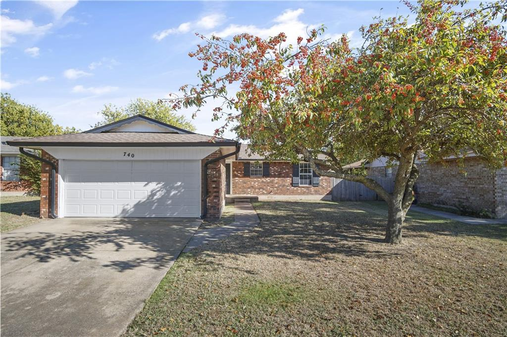 NEW IMPACT RESISTANT ROOF and DECKING!   That means cheaper insurance rates for you!  Adorable updated home with 3 bedrooms, 1.5 bath, with a 2 car garage in Moore Schools.  New paint, carpet, updated bathroom, and a storm shelter. This home is ready to move in!