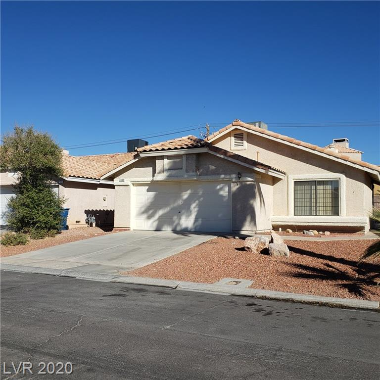 *AMAZING ONE STORY HOME WITH NO HOA IS A PLUS*LOW MAINTENANCE DESERT LANDSCAPING*ROCK/GRAVEL*SPACIOUS TWO CAR GARAGE*BACKYARD ACCESS*OPEN FLOOR PLAN WITH TONS OF NATURAL LIGHTING & COZY FIREPLACE IN FAMILY ROOM*KITCHEN WITH AMPLE CABINET AND COUNTERTOP SPACE & GARDEN WINDOW*POT SHELVING*UPDATES INCLUDELARGE OVAL TUB, FURNACE, A/C UNIT, DISHWAHSER AND FRIDGE*LARGE BEDROOMS*MASTER BATHROOM WITH DOUBLE SINKS & TUB/SHOWER COMBO*LOW MAINTENANCE LANDSCAPING IN THE BACKYARD WITH GRAVEL*FURNITURE NEGOTIABLE*