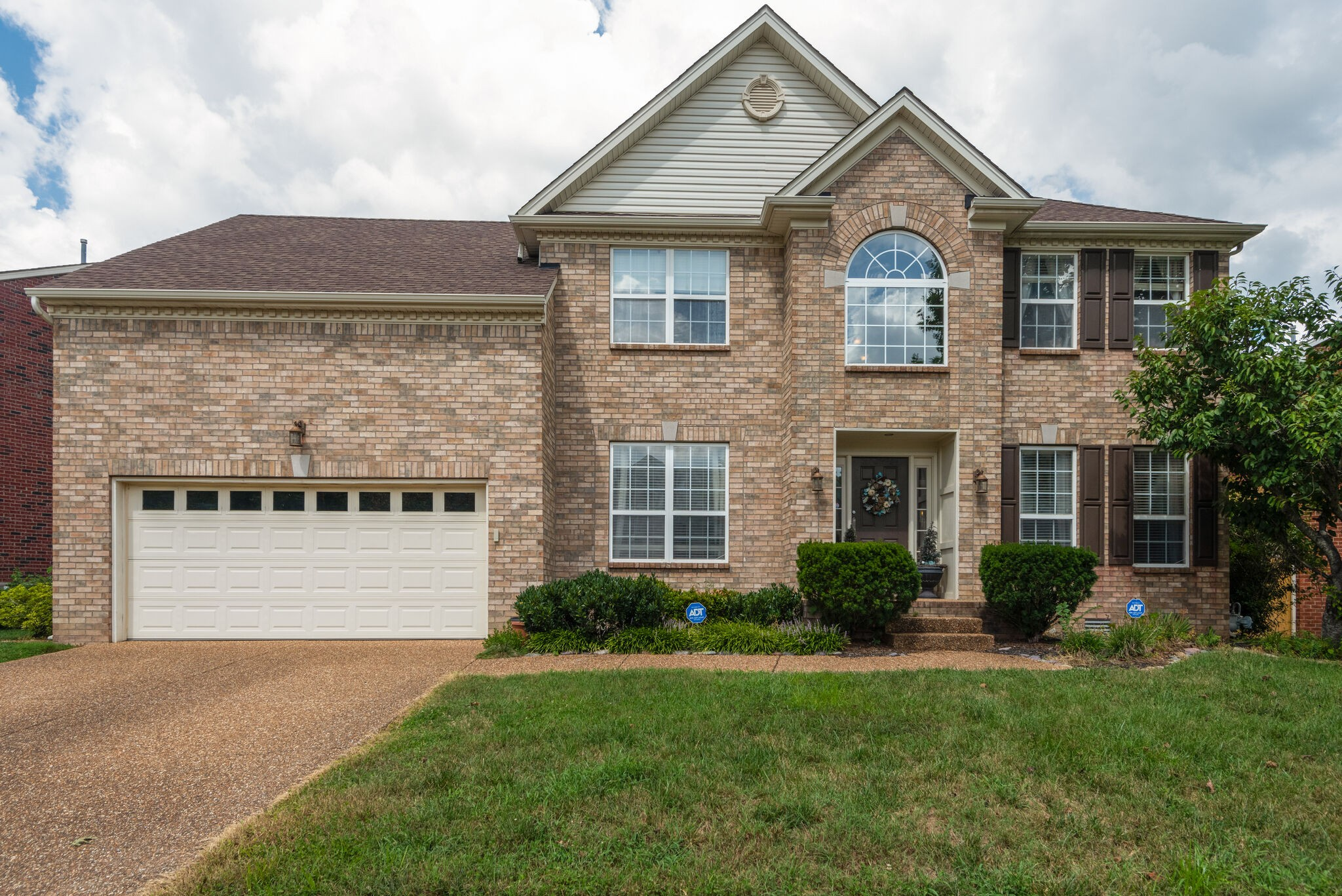 This beautiful 4-bedroom home is in highly desirable Sullivan Farms neighborhood close to downtown Franklin! Home boasts a fenced-in yard, office with French doors with all bedrooms upstairs AND a large bonus room! Updated bathrooms including a beautifully updated Master bath!