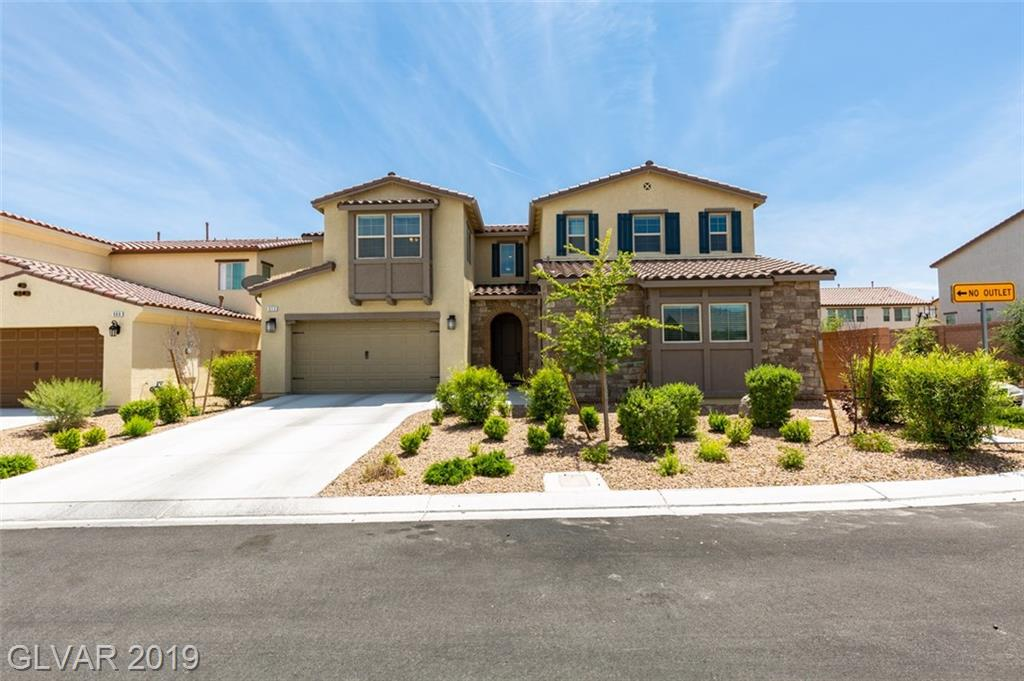 913 BLUEBIRD RIDGE Court, North Las Vegas, NV 89084