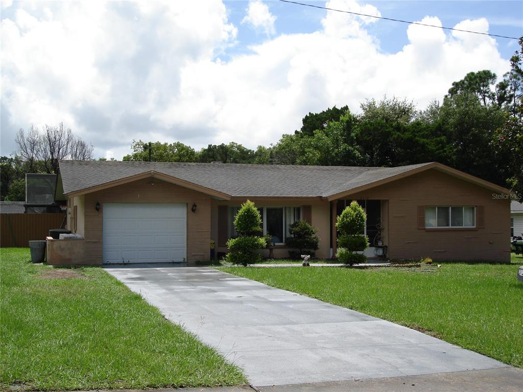 THIS POOL HOME HAS SO MUCH TO OFFER!  Located in the CITY OF NEW PORT RICHEY close to the revitalized downtown area which is golf cart friendly!  HUGE DOUBLE CORNER LOT with plenty of parking and NO HOA or CDD fees!  With 2136 square feet of living area this makes all of the 3 bedrooms, living room, and the family room quite spacious.  This is your chance to put in some sweat equity and have an amazing home!  Needs updating including kitchen and bathrooms.  Remediation was done in 2014.