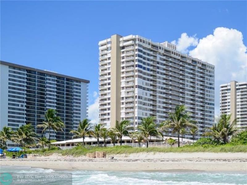 **AMAZING OPPORTUNITY** THIS BEAUTIFULLY UPDATED OCEAN FRONT CONDO IS PRICED TO SELL. The Hemispheres offers an incredible ocean front lifestyle located on the beach in the beautiful city of Hallandale Beach. This spacious corner unit offers 3 bedrooms 2.5 bathrooms, condo is in move in condition, with updated kitchen & bathrooms. Condo offers partial ocean, Intracoastal, and skyline views. Located on the sand, near shopping, dinning, Hollywood Broadwalk, Gulfstream, and houses of worship. DON'T MISS THIS ONE!!!