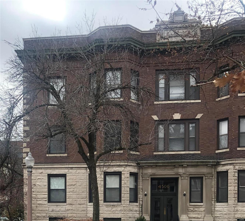 4500 Mcpherson Avenue, St Louis, MO 63108