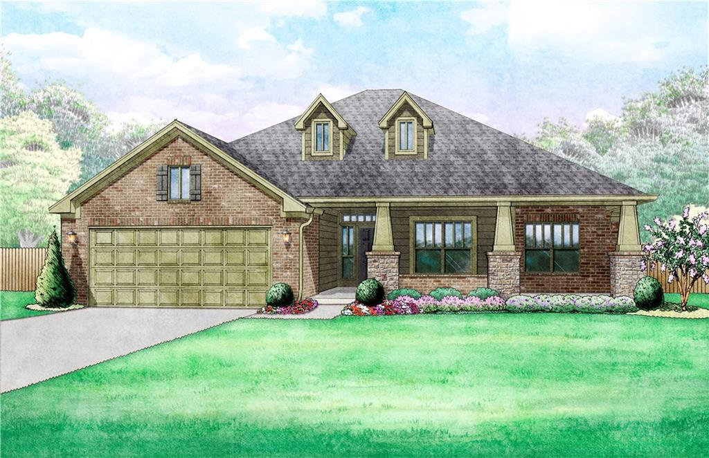 This brand new 4 bedroom home offers an open kitchen/living layout with a study, indoor utility/mud room, and an outdoor covered patio. The kitchen features built-in stainless steel appliances with gas cook range, microwave, tile backsplash, Quartz countertops, and breakfast bar. The home boasts an energy-efficient HERS score of 61, guaranteeing you low heating and cooling costs all year long. Scheduled to be move-in ready in February 2020.