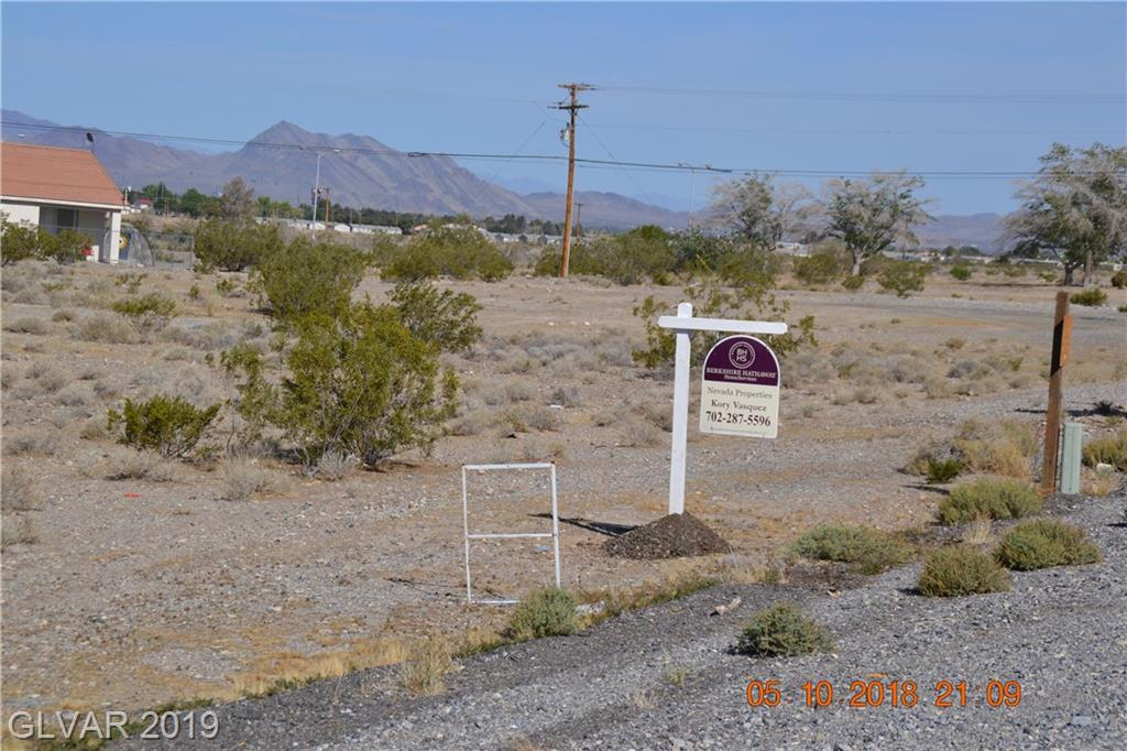 991 S INCLINE Street, Pahrump, NV 92536