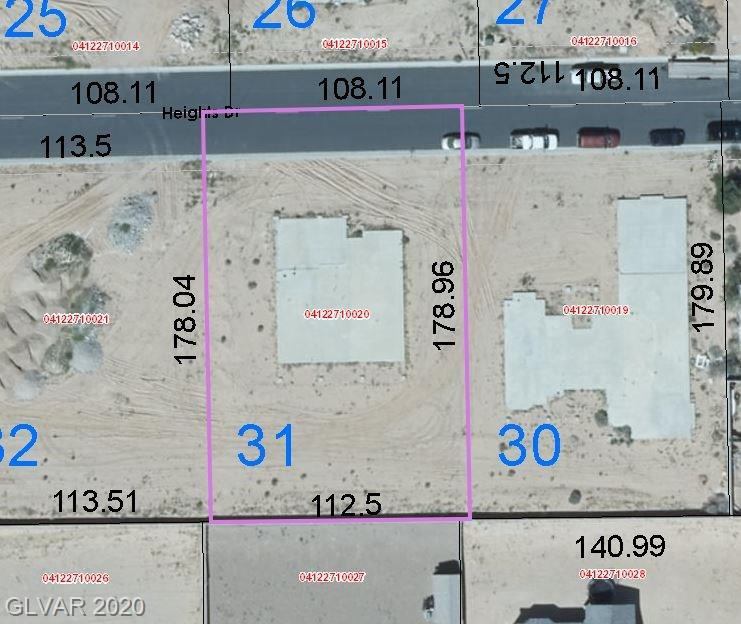 1541 HEIGHTS Drive, Logandale, NV 89021