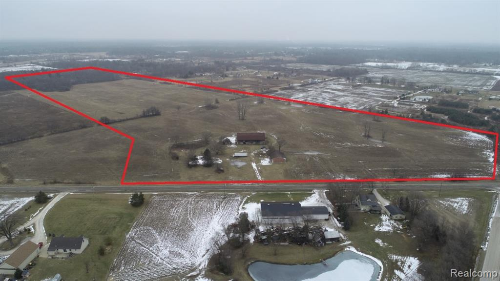 Excellent opportunity for new development. 55 prime acres of former farm land in well situated location. Original barn plus newer pole barn exist at property. 775 ft of main Rattle Run Road frontage. Former 101-Agircultural zoning, currently zoned Residential. Do not enter property without prior permission. All showings must be accompanied by listing broker.