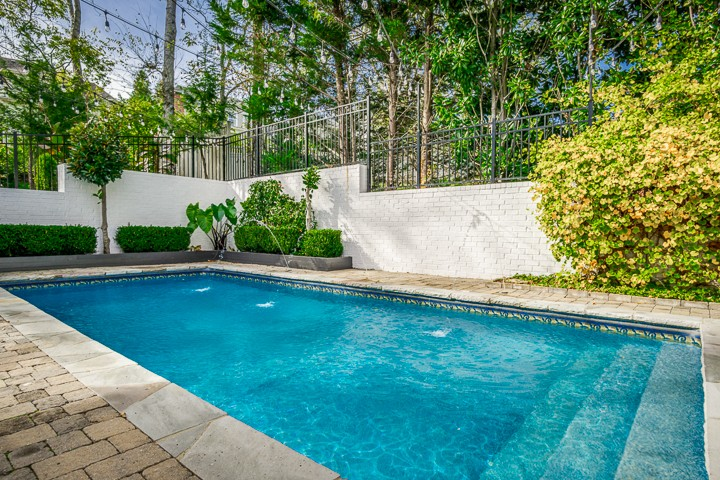 Exceptional home with PRIVATE POOL in Westhaven Community! New exterior&interior paint. Completely renovated kitchen and master bath. Beautiful traditional open floor plan concept. High ceilings throughout. Home Theater. All bedrooms include en-suite bathrooms. Master suite on main. Water Filtration System. Solar Panels. Large Front Porch with porch swing. Screened back patio with Partial Fence. Plenty of outdoor entertainment spaces. Beautifully landscaped private backyard with pool!