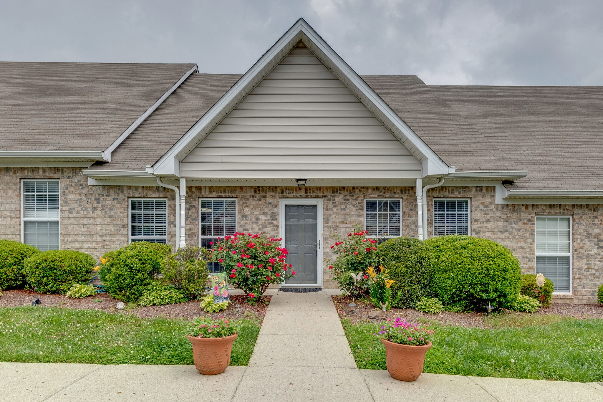 This Condo is ELIGIBLE FOR USDA LOAN. Also, Location is only 12 mins. to Bellevue & 30 Mins. to DOWNTOWN NASH. OPEN HOUSE SUNDAY 07/26/2020 2:00-4:00 BEST BUY AROUND WM. COUNTY! Must see, large townhome in Fairview... Williamson County. 4 bedrooms w/ Master down, 2.5 baths, covered patio with 2-car carport. BEST PRICE IN WILLIAMSON COUNTY for this space of 1964 sq ft. Extra wide halls and doorways - call today... won't last!