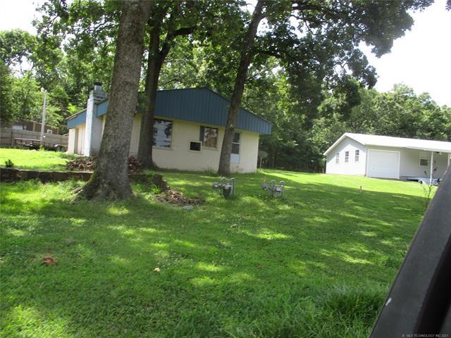 3161 W Hickory Hills Drive, Hulbert, OK 74441