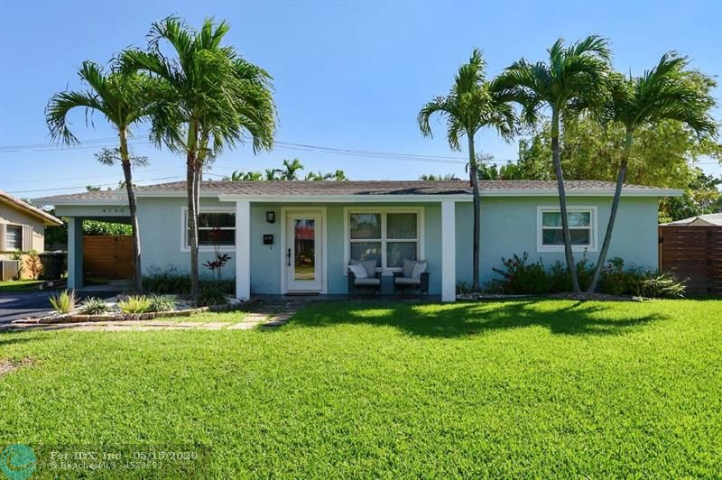 Hidden gem located in the heart of Oakland Park minutes away from beaches and entertainment. Updated 3/2 with new appliances, all impacted windows and doors, salt water/heated pool, Just replaced pipes under house with PVC. Come see today! Wont Last Long!!! Please provide Pre-Approval or Bank Commitment letter when requesting to see property.