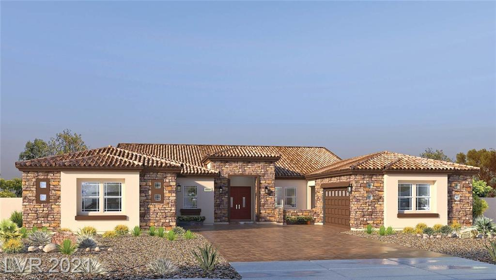 """BRAND NEW D.R. Horton Home backed by Fortune 500 Company! Estate Single Stories are BACK!! 1/2 ACRE GATED PRIVAT~7 HOMES. This 4 Bed 4.5 bath Game Room 4 car garage 4560 sq. ft. 15' Folding door system out to the Full Covered Patio, Primary suite, Double Shower Head, separate tub, granite or quartz c-tops & surrounds, separate vanities, ALL BEDROOMS with private bath, Personal style kitchen ~ Island Stainless Steel kitchen- Built in Refrigerator, 36"""" cooktop built-in oven under with microwave & wall oven, 42"""" Upper soft close cabinets, satin pulls, Moen faucets, prewire pendant lighting, surround sound at great room, Laundry Sink, 36"""" upper and lower cabinets, tankless water heater, 400AMP panel Smart Home features. No more worry about the upgrade. Pictures are of a previous build. Features WILL VARY. Thank you for viewing.  Time to choose your selections is now!! DON'T WAIT!! There are NO models. MUST MAKE APPOINTMENT"""