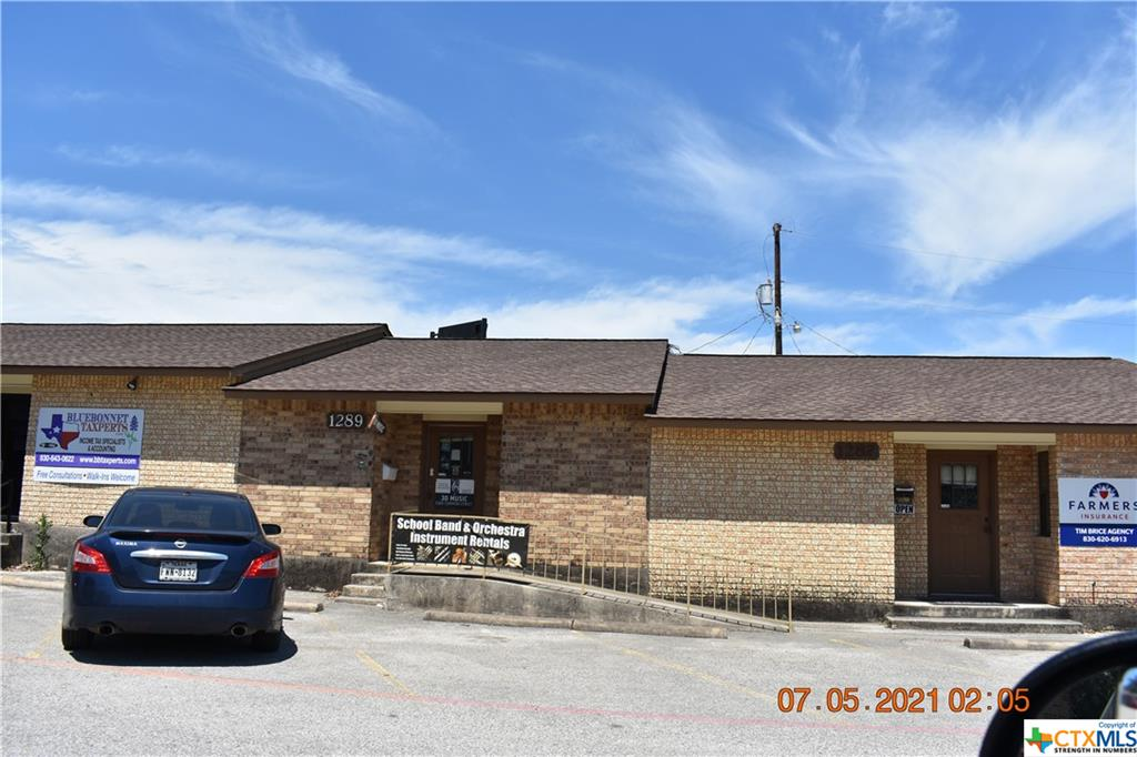 Centrally located office condo.  Tenants are established and wish to stay.  Tenants pay all of their expenses.  The office has 4 rooms and 2 restrooms.  Two entry and exit doors.  Well maintained and one owner of property.  Four office units are available to be purchased separately or we can sell all to one Buyer.  Good parking area in front of building and on a major traffic route to downtown and to IH 35