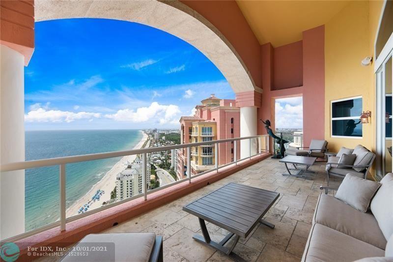 2110 N Ocean Blvd PENTHOUSE AKA 32A, Fort Lauderdale, FL 33305