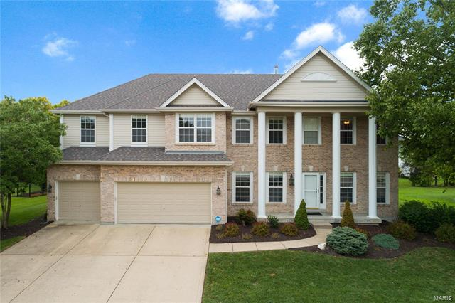 1212 Wildhorse Meadows Drive, Chesterfield, MO 63005