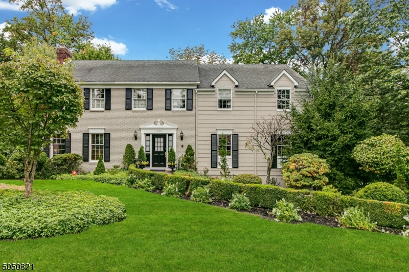 Stunning CH Colonial with lovely curb appeal situated on one of Westfield's most desired streets! This bright sunshine-filled home has many upgrades and is truly move-in ready, with an outdoor living space perfect for relaxing.  A lovely entrance foyer leads to either the Living room or Family room w a sitting room alcove(can be office) overlooking the backyard. Also on this level is the Dining room, powder room, laundry room, & updated eat-in kitchen w granite countertops leading to a three-tier deck with a hot tub overlooking a magnificent park-like backyard. Imagine the entertaining possibilities or adding an in-ground pool! Upstairs an ensuite master bedroom w 2 walk-in closets & sitting area. There are 4 other generously sized bedrooms, plenty of large closets &2nd full bth. BOM-buyer could not perform.