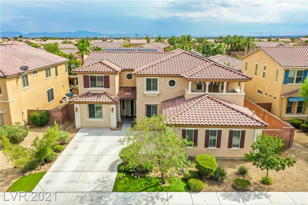 WOW! WHY WAIT 6-10 MONTHS FOR A NEW BUILD! COME CHECK OUT THIS GORGEOUS HOME TODAY AT ALIANTE IN THE CONTINUED SOUGHT AFTER NORTH LAS VEGAS 89084 ZIP CODE! Enjoy all that ALIANTE offers TODAY! This Spacious 2 story, 4 bed, 3.5 bath, (MASTER BEDROOM ON UPPER LEVEL & 1 BEDROOM WITH 3/4 BATH ON LOWER LEVEL), Den, Loft, Separate Family & Living Rooms, w/ massive 2 car garage, home nestled at the continued Sought-After ALIANTE. A MUST SEE & WILL NOT DISAPPOINT! Easy access to Freeway, Shopping, Golf & Historical Recreational parks! THIS HOME WILL NOT LAST LONG! BOOK YOUR SHOWING TODAY!