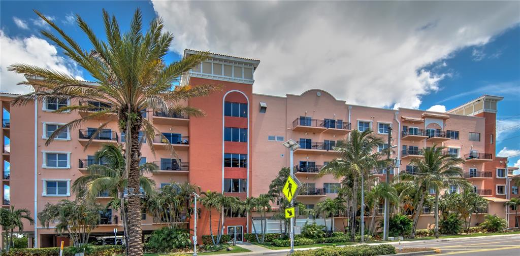 Welcome to Madeira Bay Resort II where vacation dreams do come true!  The east side of our turn-key property fronts on the Intracoastal Waterway with an onsite marina and the west side has access directly across the street to the award-winning white sand beaches of Pinellas County on the Gulf of Mexico.  Easy walking distance to John's Pass where the Intracoastal Waterway meets the Gulf of Mexico and shopping, dining, boating and other water sports opportunities await.  An onsite restaurant offers a convenient dining experience with second story water views.  Our spacious floor plan with 10 ft high ceilings has split bedrooms for maximum privacy.  The master bedroom suite has a private bathroom with dual sinks and a jetted tub and shower for relaxing after a day exploring the local sites, as well as a private balcony overlooking the Gulf.  The second bedroom has a separate bathroom directly adjacent to it.  The bathroom can easily be made en suite by simply adding a door in the hallway, while still allowing day use access.  Both bedrooms and the open floor plan living space with balcony face the Gulf for perfect sunset views.  Our beautifully decorated property has been upgraded and all furnishings are included.  This is a great investment property due to the no minimum rental days policy.  And there is a front desk manned 24 hours/day by friendly staff who are there to greet you and your rental guests, provide key and concierge services, and make sure their stay is memorable and trouble free.  This is a perfect vacation getaway for the next owner and his/her family, as well as a very good income producing vacation rental property in a highly sought after beach community.