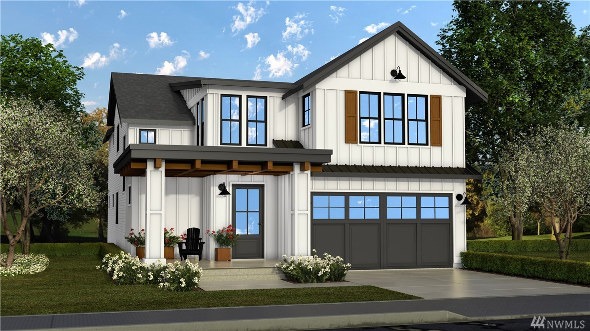 6 Modern Farmhouses!  Located in the heart of it all...just minutes from Microsoft + Google campuses, and steps from sprawling Grass Lawn Park. These modern farmhouses boast comfort and exceptional craftsmanship. Modern + warm. Open kitchen with oversized island, slab quartz countertops and Bosch appliance package. Expansive hardwood floors, multi-generational main floor bedroom and bathroom, bonus room and spacious master suite. Easy access to freeways, downtown Kirkland, Redmond and Seattle.