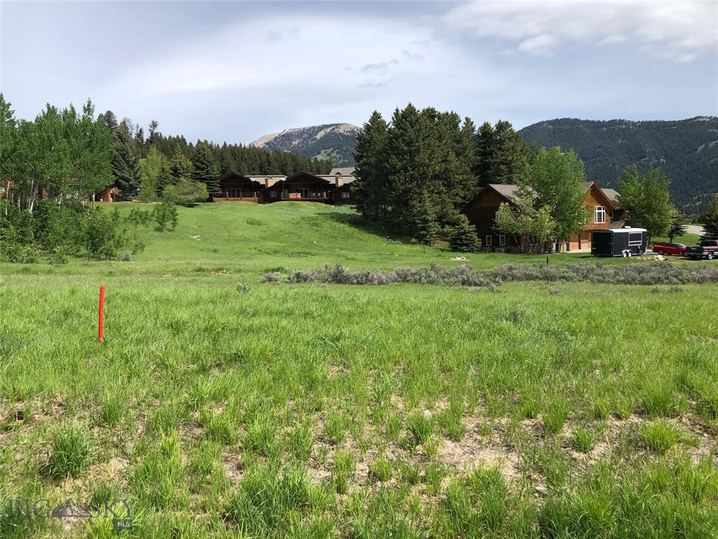 Last chance to own an undeveloped lot in South Fork, Big Sky, Montana. Located on Upper Whitefish Dr. and backing up to Blue Grouse Condo common ground with aspen trees and plenty of southern sun, this 9579 sq ft lot is ready to build on. A primary residence and an ADU allowed through the CUP process means this lot supports a house with an attached apartment, all right in the middle of the most sought after local neighborhood, South Fork. It's walking distance to the Town Center and all of it conveniences, and at the junction to either Big Sky and Moonlight, or Y/C. With unparalleled skiing and mountain town opportunities this lot offers the opportunity to live in style, in the heart of the community. Listing agent is an owner and related to the other owners.