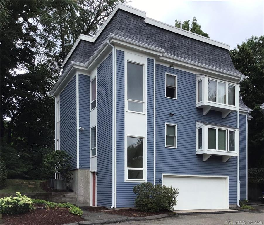 Only minutes to train beach and town and Saugatuck from this newly renovated unit.  Beautiful  kitchen w/ granite counters, renovated bath, new hardwood floors, fireplace, sliders to small deck overlooking Birchwood Country Club plus a 1 Car garage and storage room.  Lots of light! Fantastic carefree living!  Walk to river.
