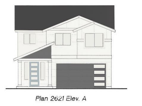 This beautiful 2,621 SQ FT home in Connors Crossing is underway! This spacious home will feature 4 bed/ 2.5 bath with an extra bonus room. This open floor plan allows for site lines throughout the kitchen, dining, and family room. The master suite will have French doors leading into a large space with a walk-in closet and 5-piece bathroom. The features in this home are hard to beat for the price. This home is a must see!
