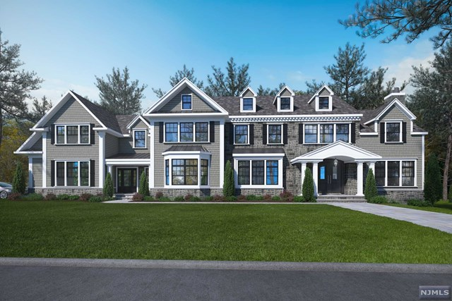 36 Old Woods Road, Saddle River, NJ 07458